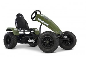 Веломобиль Berg Jeep Revolution BFR Артикул: 07.11.06.00